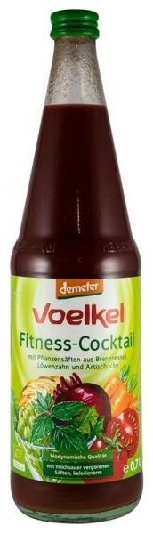 Cocktail BIO de legume, 700ml