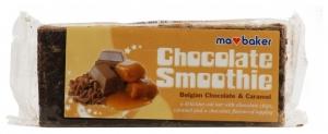 Baton din ovaz cu ciocolata belgiana si caramel 100g Ma Baker