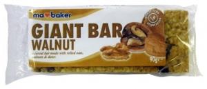 Baton din ovaz cu nuci 90 g Ma Baker