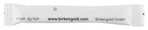 Birkengold - Zahar de mesteacan pliculet 100% xylitol 4 g