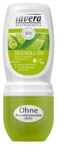 Deodorant roll-on cu lamaie si verbina, 50 ml