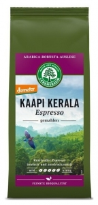 Cafea macinata expresso Kaapi Kerala BIO - Selectie Arabica si Robusta, 250g