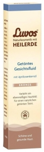 LUVOS–Crema nuantatoare bronze, 50 ml