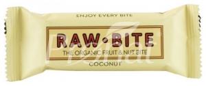 RAW-BITE COCONUT BATON BIO (NUCA DE COCOS), 50G