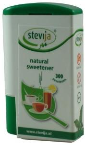 Stevia - Indulcitor din stevie, pastile 300 buc