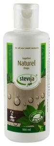 STEVIJA–Indulcitor lichid din stevie, natural, 100ml