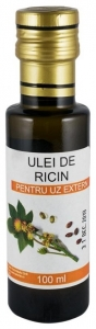 Ulei de ricin pentru uz extern, 100 ml