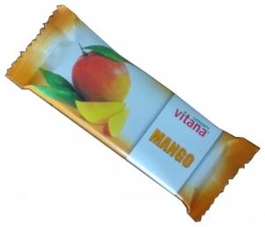 Baton Bio cu mango, 35 g