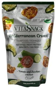 Chipsuri BIO de legume crocante mediteraneene, 20 g