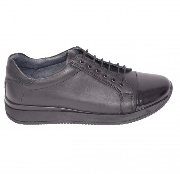 Pantofi casual confortabili dama 79 Negru 0