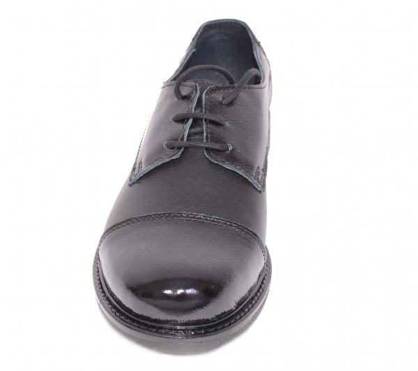 Pantofi casual dama 345 Negru 1