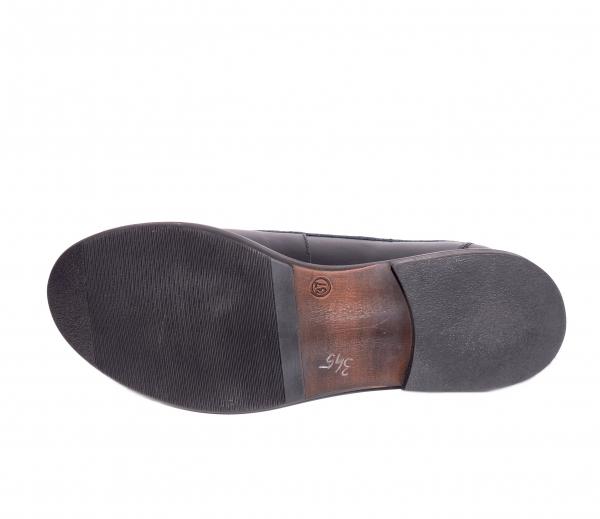 Pantofi casual dama 345 Negru 2