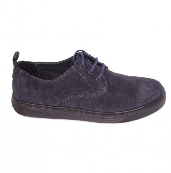 Pantofi casual dama 434XB Albastru 3