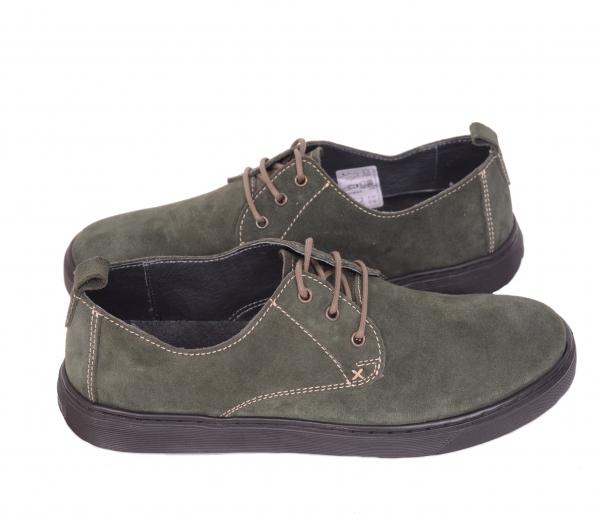 Pantofi casual dama 434XB Kaki 2