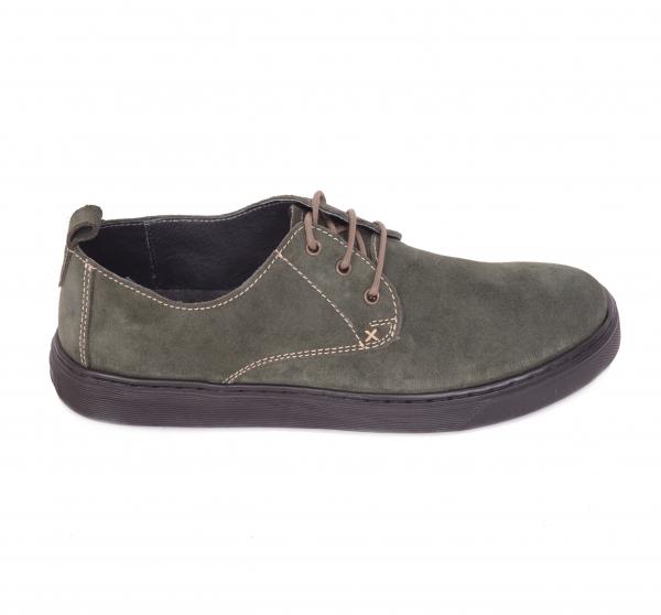 Pantofi casual dama 434XB Kaki 0