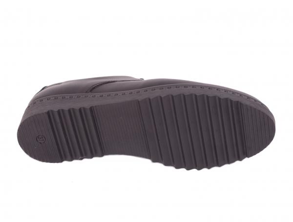 Pantofi casual dama 486 Negru 2