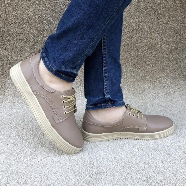 Pantofi casual dama 521 Nude 0