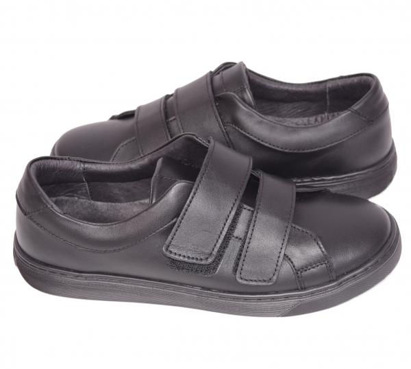 Pantofi casual dama 550 Negru 3