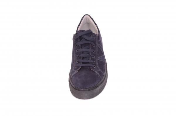 Pantofi casual dama 556 Albastru 1
