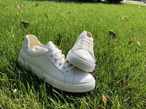 Pantofi casual dama 564 Alb 2