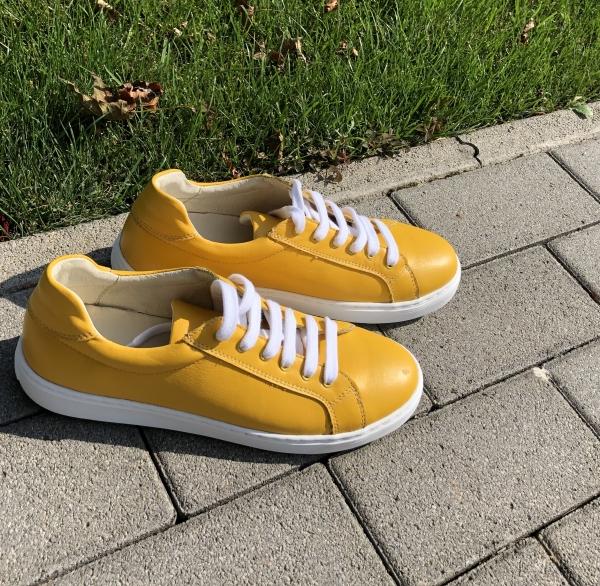 Pantofi casual dama 564 Galben 0