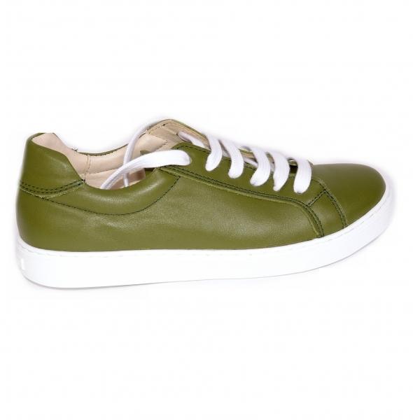 Pantofi casual dama 564 Verde 0