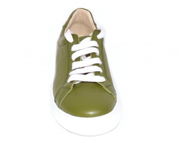 Pantofi casual dama 564 Verde 2