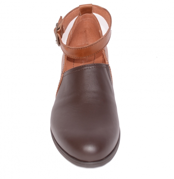 Pantofi confortabili dama 557 Maro 1