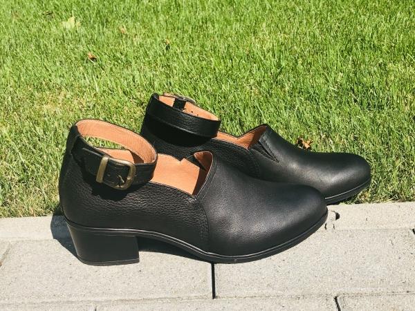 Pantofi confortabili dama 557 Negru 1