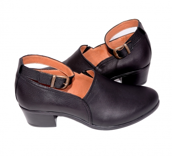 Pantofi confortabili dama 557 Negru 5