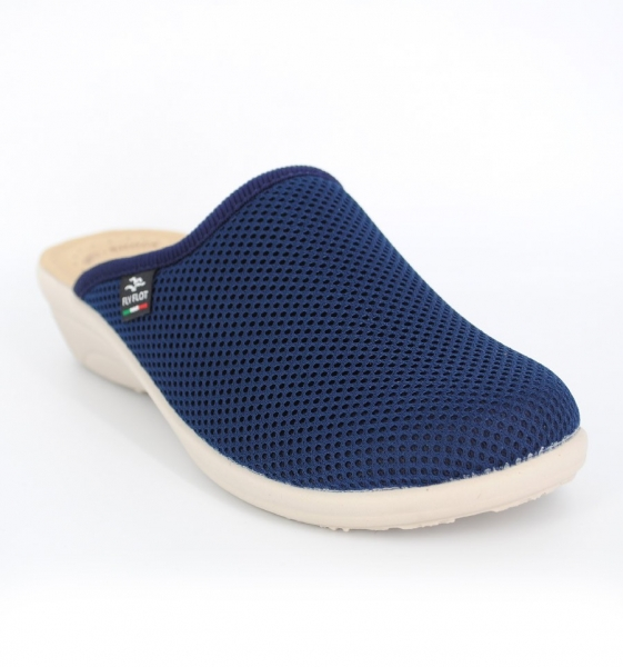 Papuci confortabili Fly Flot 030 Albastru 0