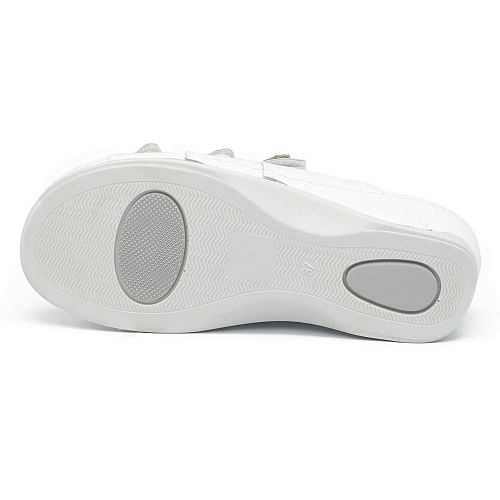 Papuci cu talpa ortopedica 701-18 Alb 2