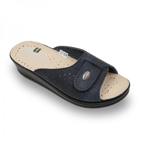 Papuci dama Medi+ 312SJ Jeans 0