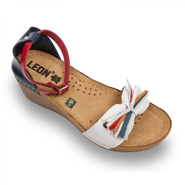 Sandale confortabile Leon 1025 Tomy 0