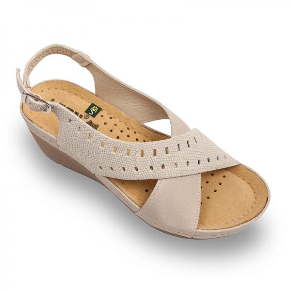Sandale confortabile Leon 1030 Bej 0