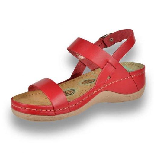 Sandale confortabile Leon 920 Rosu 1