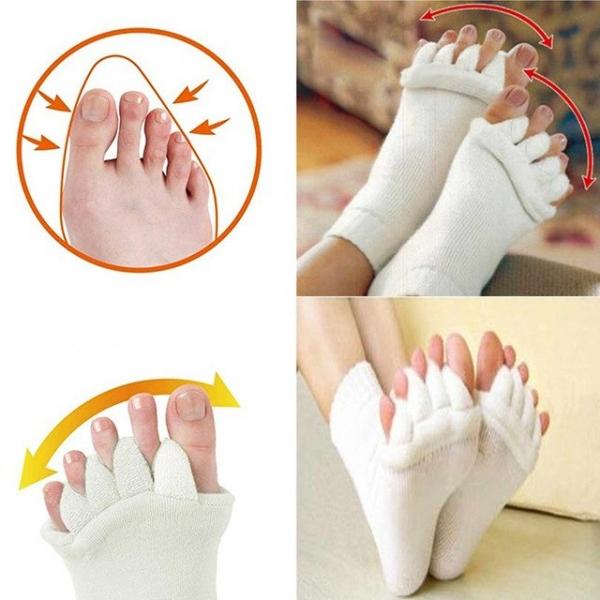 Sosete pentru corectare degetelor