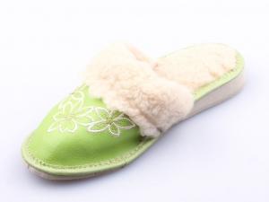 Papuci de casa 103 Verde1